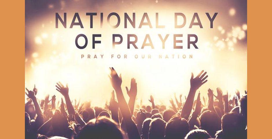 Cartel del Día Nacional de Oración, EEUU,Día Nacional de Oración, EEUU