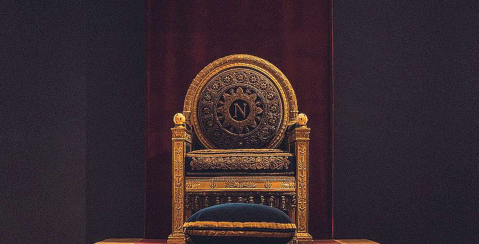 William Krause, Unsplash,sillón real