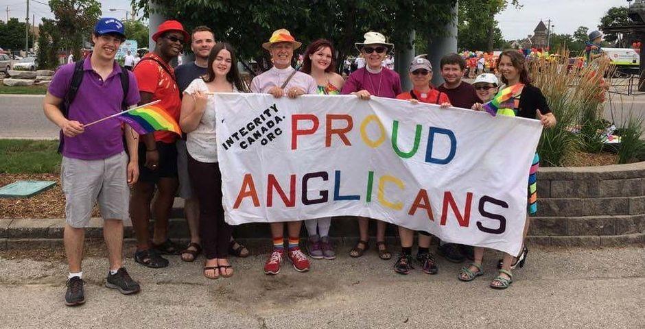 Anglicanos de Canadá a favor del Orgullo Gay,Anglicanos de Canadá a favor del Orgullo Gay